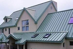 Metal Roof - Supply and Install