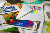 Do you know anyone that needs cheering up by getting mail/cards?