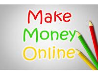 MAKE MONEY ONLINE! Become An Online Retailer - Part Time