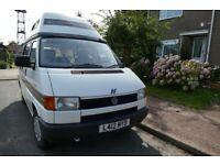 VW Campervan, 1993, Petrol, Low Mileage, Excellent Condition.