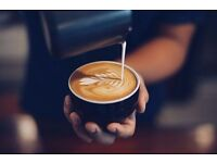 Experienced Barista - Coffee Specialist - £9 Per Hour