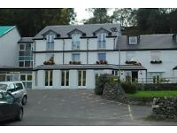 Voucher for stunning Loch lomond Hotel (Includes B+B) worth 140 Pounds Expires March
