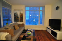 Yaletown - Fully Furnished. Private Den