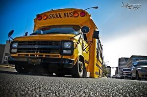 *WANTED* school bus - short bus - RV conversion