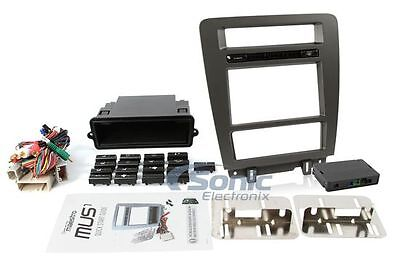 Car Stereo Installation & SYNC/SWC Retention Solution for 2010-14 Ford Mustang