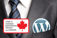 No Charge Web Development for Canadian Businesses