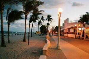 Hollywood Beach Florida - Studio sur la plage