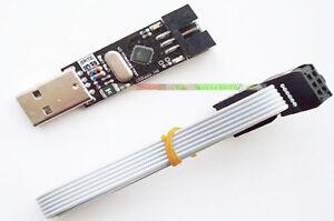 lIl KK Board AVR USBasp ISP mit 6pin Adapter
