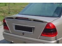 Wanted mercedes w202 boot spoiler