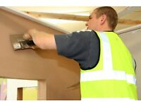 Faux Design Studio Plastering Services, Fully Qualified and Experienced Tradesmen
