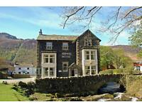One night stay in The Lake District - 28th/29th August (original price: £149!)