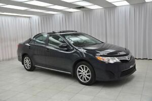 2014 Toyota Camry LE SEDAN w/ BLUETOOTH, A/C, BACK-UP CAM, SUNRO