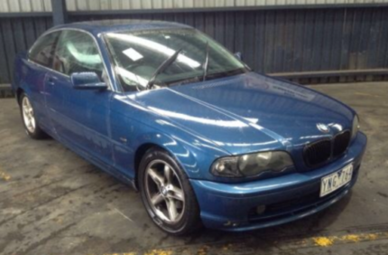 2000 BMW 320ci E46 COUPE M54 5SP AUTO || WRECKING 4 PARTS #B1061 Sydney Region Preview