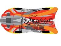 Allen Gaudi Surf Body Board Snow Surfer