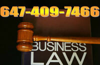 Small Claims Court Lawyer and Paralegal