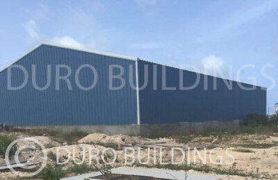 Durobeam Steel 50x100x25 Metal Building Storage Workshop Garage Structure Direct