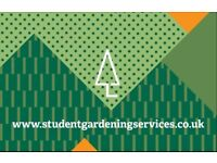Student Gardening Services - Reliable final year Engineering student - NO JOB NOT CONSIDERED