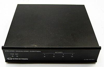 Crestron C2N-VEQ4 Volume Equalizer EQ Control