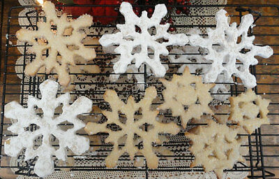 Snowflake Cookie Cutters, Christmas Cookies, Gift Ideas, Festive Baking, - Snowflake Ideas