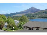 Loch Rannoch Highland Club, Perthshire, timeshare resale (April) with £300 cash back.