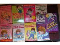 HORRID HENRY book bundle