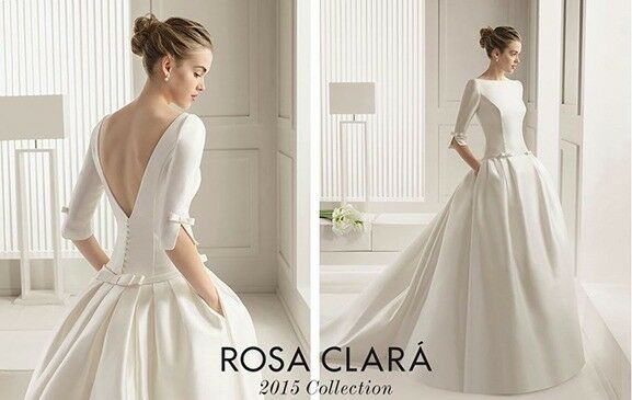 3931a989d0 Beautiful Rosa Clara - Saigon dress size 8   Used only once in perfect  condition