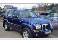 jeep cherokee, 2.5CRD Ltd