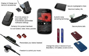 Original Blackberry Accessories For all Blackberry models