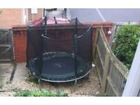 8ft great condition trampoline