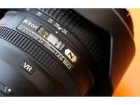 Nikon 24-120 f4 like new