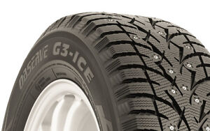 285/45/22 Toyo Observe G3-Ice Winter Tires on Sale! $1329/set