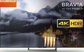BRAND NEW SONY 4K tv 65 inch