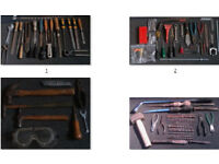 tools and toolboxes