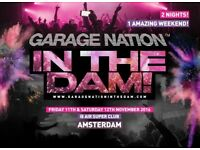 GARAGE NATION IN THE DAM