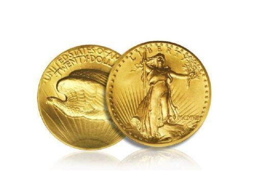 Double Eagle Gold Coin Ebay
