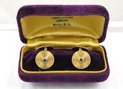 Antique 14k Gold Cufflinks
