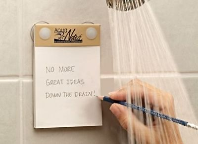No more great ideas down the drain!