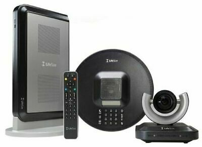 Lifesize Team 220 Video Conferencing Bundle Telecommunication Office