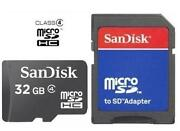 SanDisk Micro SD Card Adapter