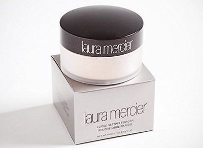 NIB Laura Mercier No.1 Loose Setting Face Powder Translucent 1oz Full Size