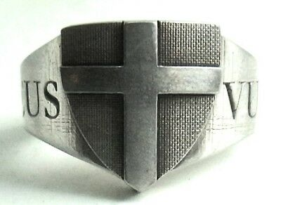 """Deutscher Ring Kreuzritter, Deutschritterorden Motto """"DEUS VULT"""" Gott will es!"""