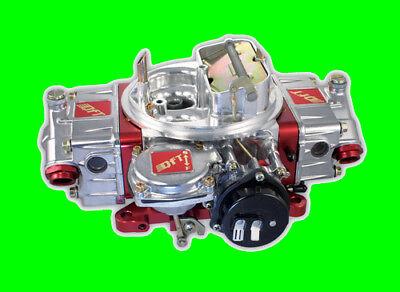 Quick Fuel 735 Cfm Vacuum Secondary Electric Choke Carburetor - Vacuum Secondary Electric Choke Carburetor