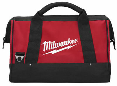 Milwaukee Tool Bag Contractor Storage Case Canvas Medium Tote M18 M12 NEW