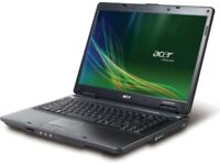"CHEAP Acer 15.4"" Intel Core 2 Duo 3 GB RAM 160 GB HDD WINDOWS 7 LAPTOP"