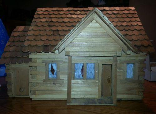 Dollhouse Roofing Ebay