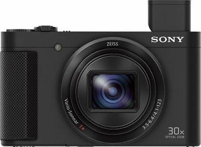 NEW Sony - Cyber-shot DSC-HX80 18.2-Megapixel Digital Camera 027242899551