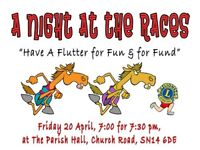 A Night At The Races, Have a Flutter for Fun and for Fund