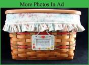 2002 Longaberger Mothers Day Baskets