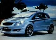 Opel Corsa D Tuning