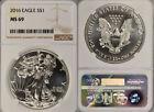 American Eagle Proof-Like Silver Bullion Coins